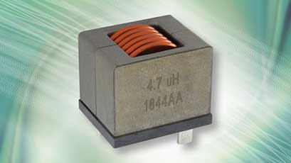 Edge-wound inductor provides low DCR down to 0.25mΩ