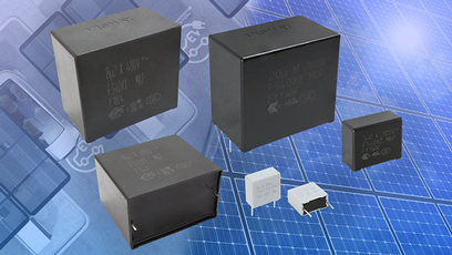 Film capacitors withstand THB Testing of 85°C