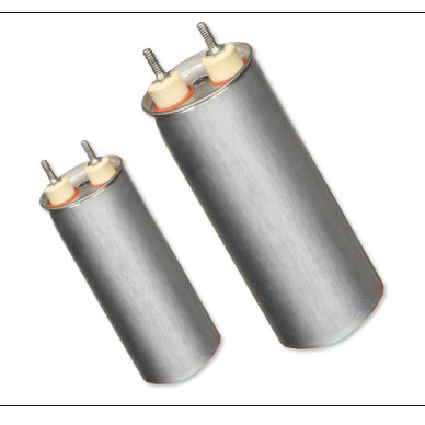 85A RMS rating enhances harmonic filter capacitors