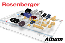 Altium and Rosenberger Partner to Help PCB Designers save Time and Reduce Design Rework