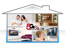 5G WiFi SoCs enable HD-quality streaming