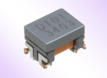 Smallest common-mode choke for CAN and FlexRay bus systems