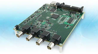 USB data acquisition board aims at OEM and embedded applications