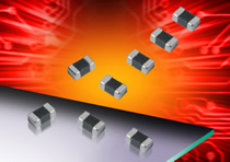 AVX multilayer varistors with tin/lead terminations
