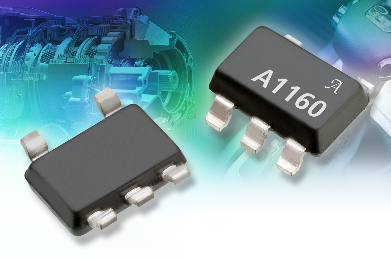 Unipolar Hall Sensor Ic Offers Self Diagnostic Capability