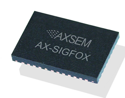 SoC wireless transceivers target Sigfox network