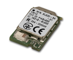 Bluetooth wireless module suits IoT gateway applications