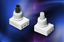 Economical SPDT pushbutton switches with latching contacts
