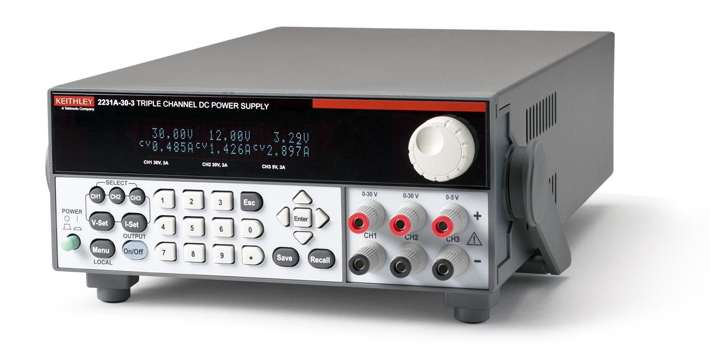 Power Supply Unit : Versatile dc power supply unit meets bench top applications