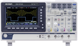 Digital storage oscilloscopes balance features/price