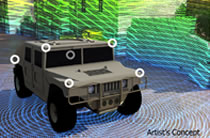 DARPA project enables microchip-scale laser sweeping
