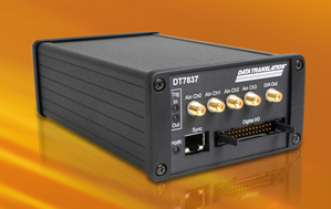 Embedded solution meets sound, vibration applications