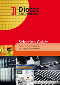 Schottky diodes feature in new semiconductor product guide