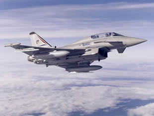 Keeping the Eurofighter safe during combat missions