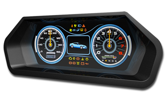 Automotive OEMs get safety-critical HMI system