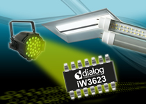 Flickerless SSL LED Driver for commercial lighting