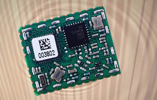 Long range radio modules operate in 868 MHz band