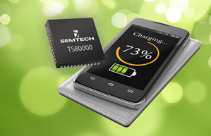 Power transmitter/receiver speeds wireless charging of mobiles
