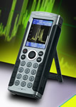 Spectrum Analyser Expands RF Field Meter Functionality