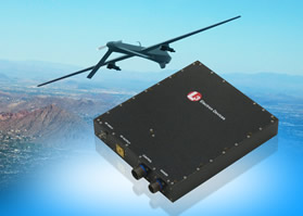 Compact microwave power module meets defence needs