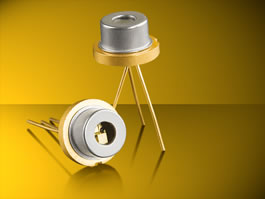 Superluminescence diodes feature output power of 10mW