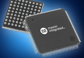 Microcontrollers target medical, fitness applications