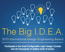 Design contest focuses on innovative glue logic solutions