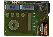 NXP capacitive touch switches for harsh environments