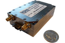 Power amplifier features integrated linearization technology