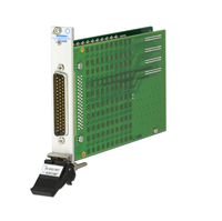 PXI solid state multiplexer speeds up test process