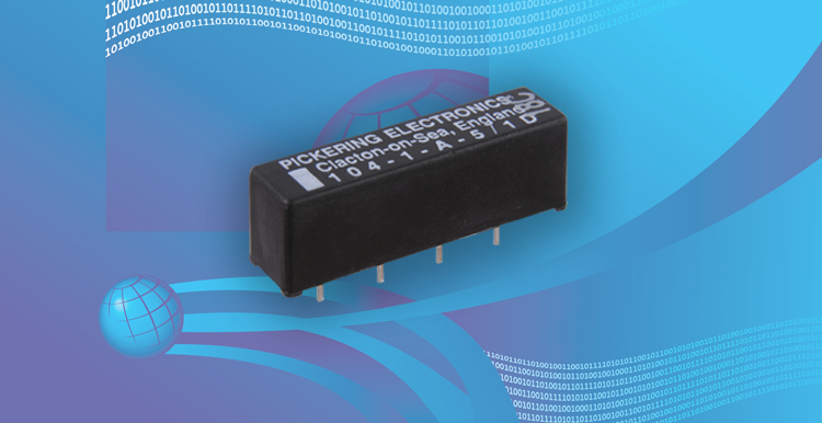 3V reed relays to be exhibited at 2014 Southern Manufacturing