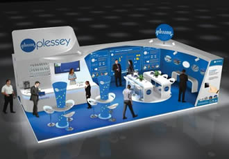 Plessey to exhibit products for lighting applications at LuxLive