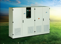 AEG PS introduce 1000V outdoor inverters at SPI 2013