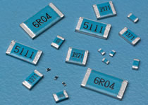 Anti-sulfur thick film chip resistor from KOA Speer