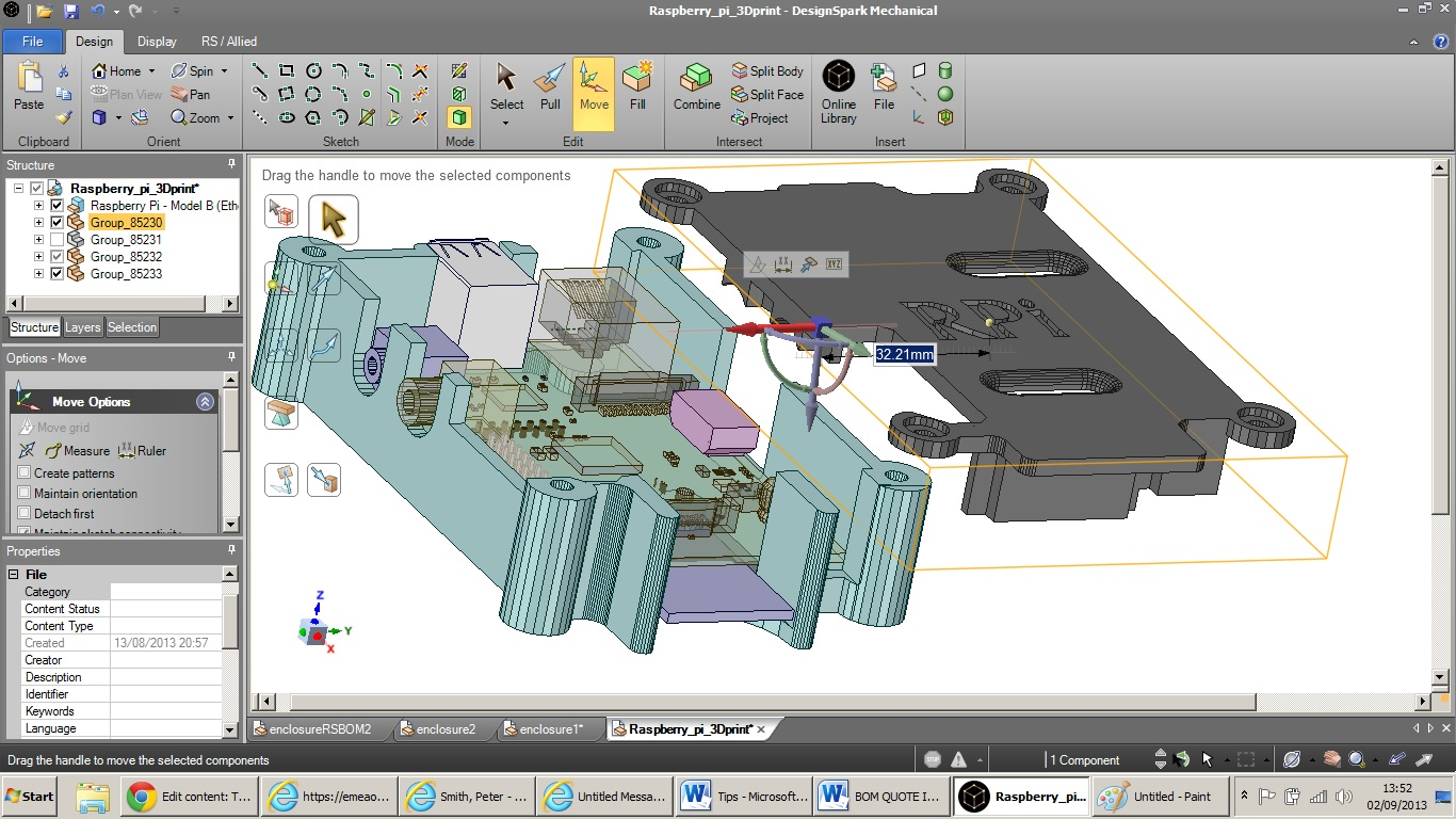 Free 3D Software Tool Cuts Design Time and Costs