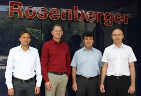 RS Components raises Rosenberger global profile