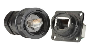 Ethernet connectors cope with harsh environments