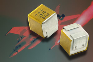 Tantalum capacitors suit space-constrained applications