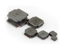 SMD power inductors from Laird extend battery life