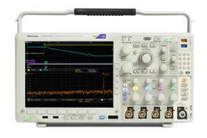 Mixed domain oscilloscopes debut in distribution channel