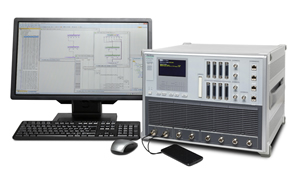 Fading simulation enhances LTE-A signalling tester