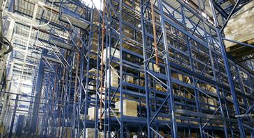 Distribution centre gets aerospace quality approval