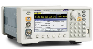 RF signal generator priced to meet tighter budgets
