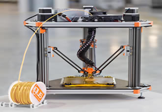 igus presents the world's first tribo-filament for 3D printers