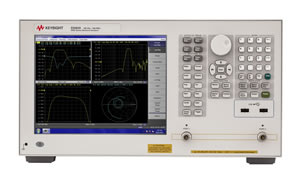 Network analyser options aid passive component makers