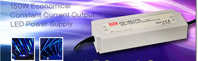 150W LED power supply joins entry level lighting range