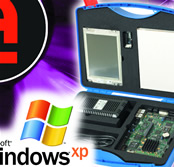 Windows XP Embedded SBC-GX533 Development Kit reduces design time
