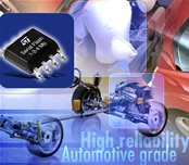 High-Reliability Serial Flash Memory Devices Designed Specifically for the Automotive Market