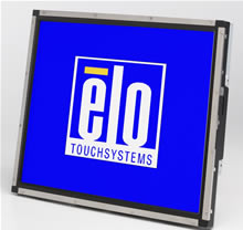 17 and 19in LCD Rear mount touch monitors