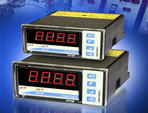 Digital panel tachometer targets speed control in materials handling